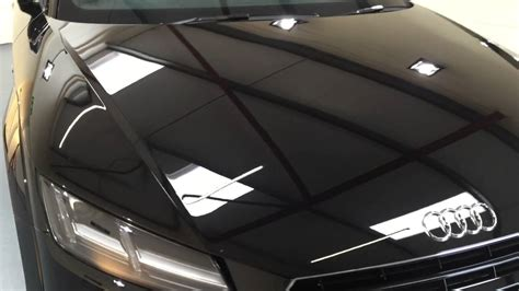 car pro ceramic coat audi tt new car detail opti coat pro ceramic coating