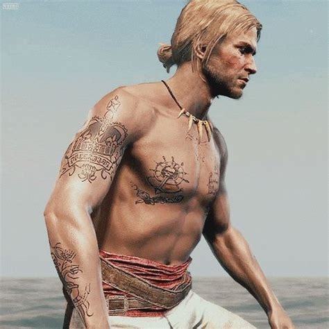 assassins creed tattoo tumblr 133 best edward kenway images on pinterest videogames