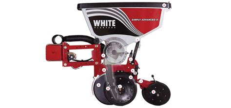 White Planter Parts by White Planters 9000 Series Row Unit