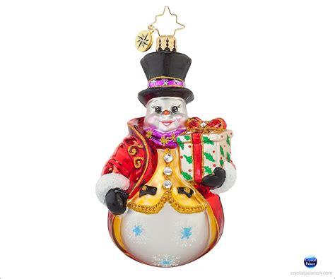 Radko Ornaments Sale - 1017765 christopher radko dapper dan ornament