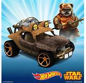 A Look At Some New Hot Wheels Star Wars Cars — DISKINGDOM