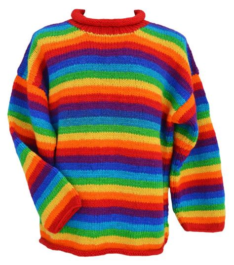 Striped jumpers at black yak