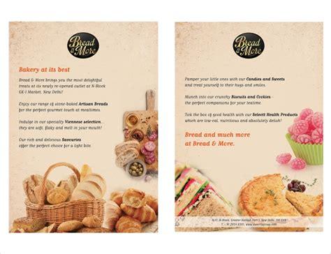 free bakery flyer templates 26 bakery flyer templates free psd ai eps format