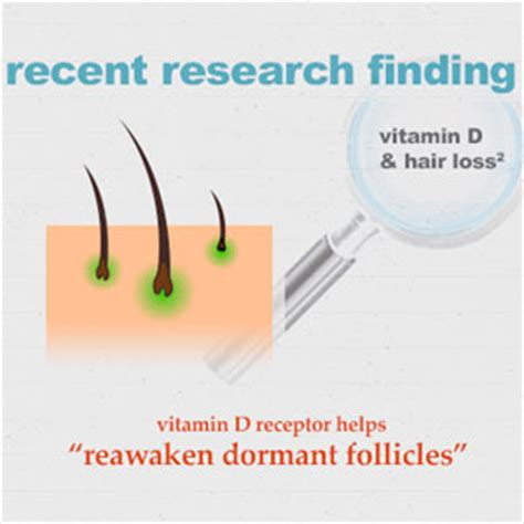 latest news and research on hair loss infographic vitamin d and hair loss research finding