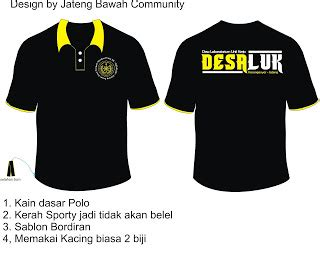 design baju cdr design baju desa laboratorium unit kerja