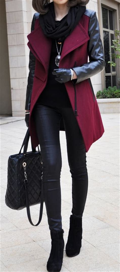 Amel Parka Maroon 17 best ideas about burgundy on