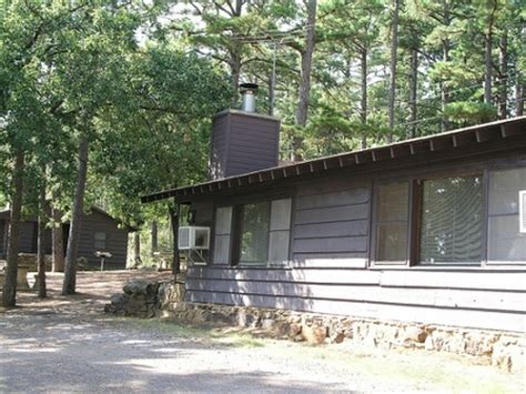 Lake Wister Cabins by Lake Wister State Park Oklahoma S Smokies Of The