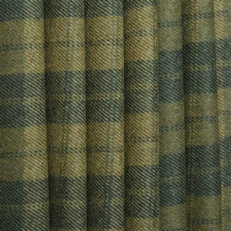 plaid curtain fabric designer discount 100 wool upholstery curtain cushion