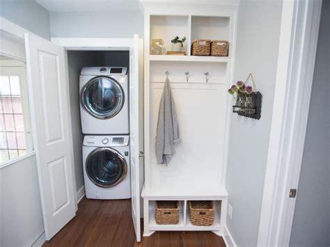 fixer upper raggedy ranch rocket scientist washers dryers closet