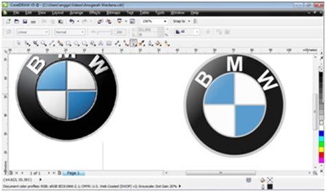 cara membuat desain logo perusahaan boiklop cara membuat logo corel draw aneka logo perusahaan