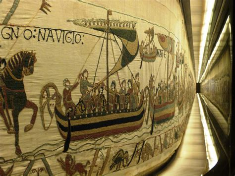 Bayeux Tapisserie by Tapisserie De Bayeux Visites Basse Normandie