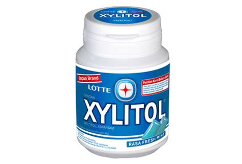 lotte indonesia xylitol
