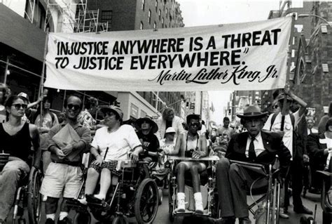 department of justice disability rights section disability rights movement disabled identity