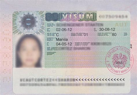 Invitation Letter For Schengen Visa Austria Schengen Visa Documents For Europe Visa Clearviza