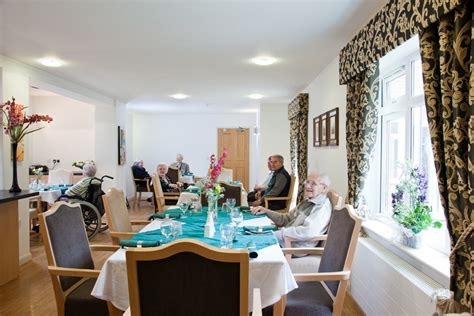 st catherines manor care home guildford surrey