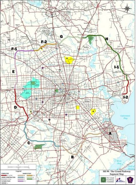 texas highway map pdf houston tx update from txdot regarding the texas state highway 99 grand parkway project around