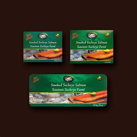 Shelf Smoked Salmon by Shelf Stable Smoked Salmon Products