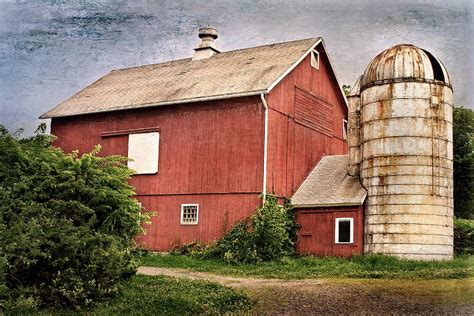 rustic barns rustic barn photograph by bill wakeley