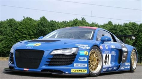 Audi R8 Race Car by Audi R8 Race Car To Tackle N Rburgring 24 Hrs Autoblog