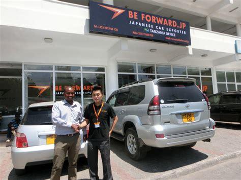 auto forward be forward japan team visits the be forward tanzania
