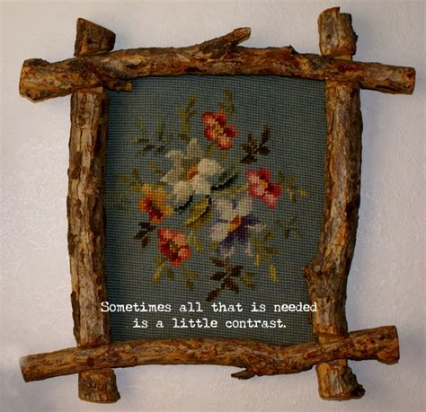 twig display system eclectic picture frames by picture if you will farmgirl bloggers