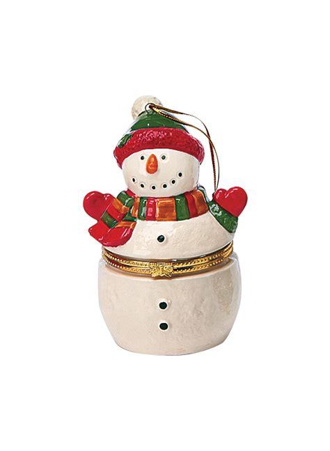 hinged gift box ornaments trinket box ornaments carolwrightgifts