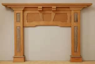 craftsman style mantle homebuilding breaktime