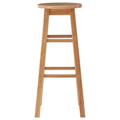 very tall bar stools tall wooden bar stool natural achica