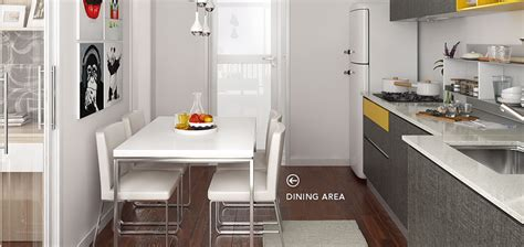 straight line kitchen design op16 m06 10 square meters straight line modern style