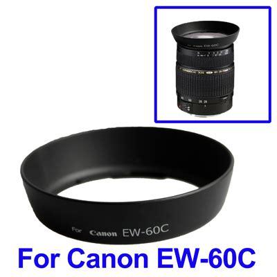 lens for canon ew 60c black