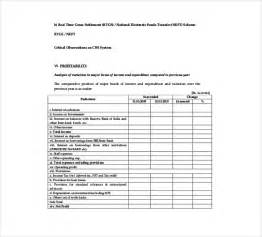 audit findings report template 35 excellent audit report form template exles thogati