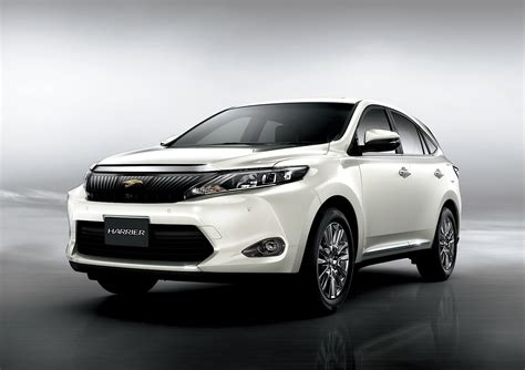 lexus harrier toyota harrier specs 2014 2015 2016 2017 2018