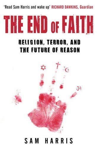 the end of faith dialogic point of inquiry sam harris the end of faith