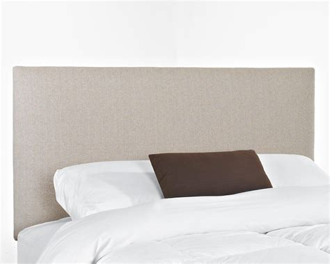 bed head board upholstered beds and headboards heron queen upholstered