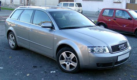 Audi A4 2007 Kombi by File Audi A4 B6 Kombi Front 20071115 Jpg