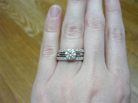 My Take Two your engagement ring and wedding band sets weddingbee