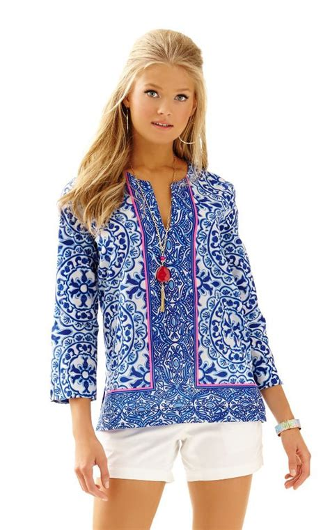 Melia Tunic 947 best images about to the lilly pulitzer print