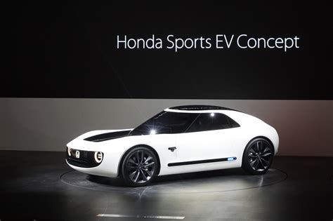 honda small car concept honda reboots the classic 60s sports car with its ev