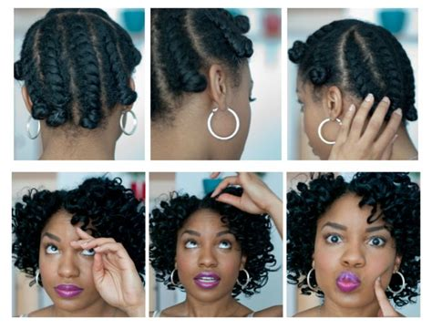 bantu knots on natural hair meer dan 1000 afbeeldingen over bantu knot out op