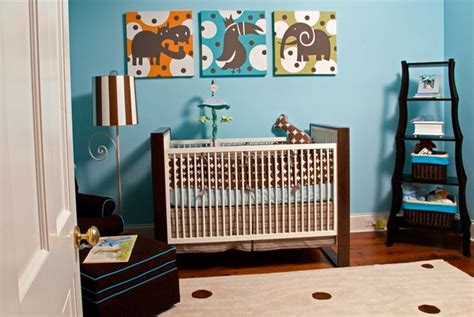 earth toned nursery design transitional nursery munger interiors