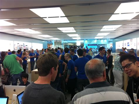 Second Store For Marc by My Second Apple Store Opening Experience For Mac Only