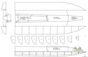 nice free electric rc boat plans heri