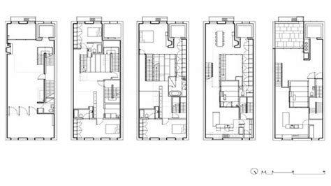 floor plan townhouse townhouse floor plans and designs 3 story townhouse floor