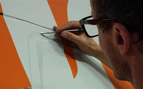 Folienbeschriftung T Ren by Auto Folieren Und Werbetechnik Gestalten Studio Orange