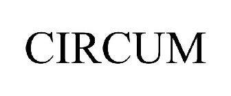 circum section circum trademark of centric research institute