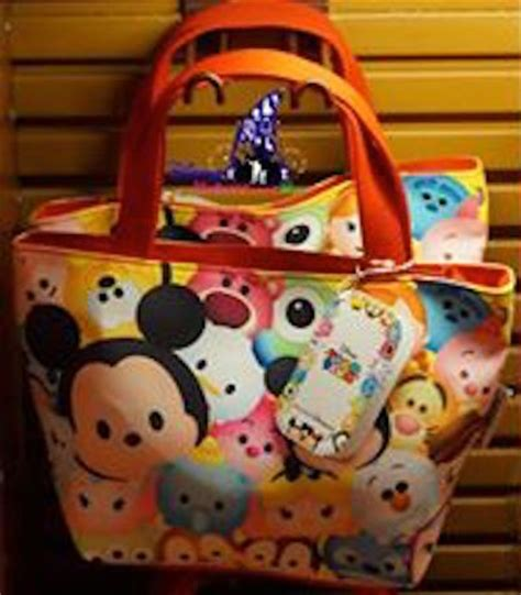 Lunch Box Tsum Tsum new disney tsum tsum lunch bag lunch box set released at