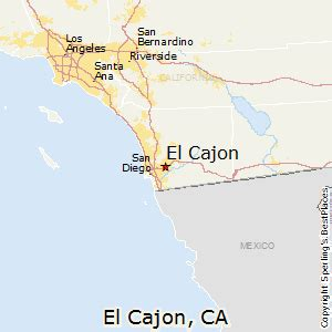 best places to live in el cajon california