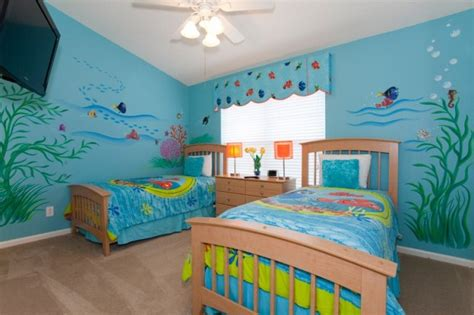 finding nemo bedroom room disney room decor for boys disney