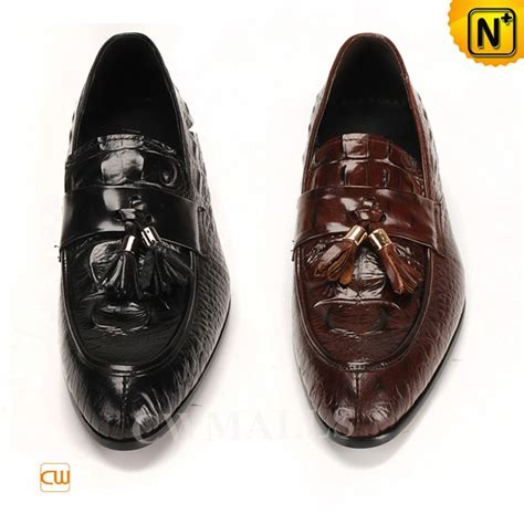 cwmalls 174 tassel leather dress loafers cw716211
