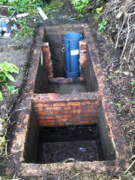 septic tank problem  cambridgshire mantair